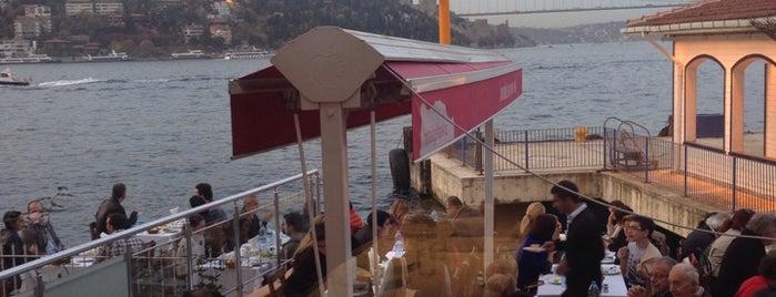 Kandilli Suna'nın Yeri is one of İstanbul Meyhaneleri.