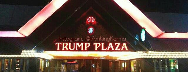 Trump Plaza Hotel & Casino is one of Things To Do In NJ.