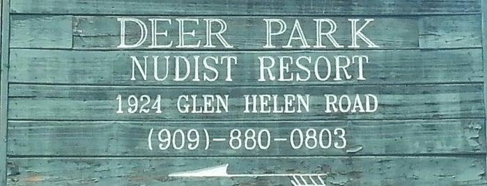Nudist resort in san