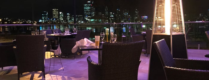 Coco's Restaurant & Bar is one of Top 10 dinner spots in Perth, Australia.