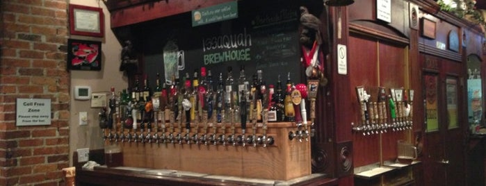 Issaquah Brewhouse is one of WABL Passport.