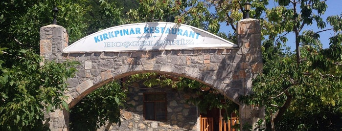 Kirkpinar Restaurant Nif is one of Fethiye.