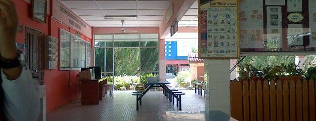 Sekolah Menengah Sains Pasir Puteh is one of Learning Centers #2.