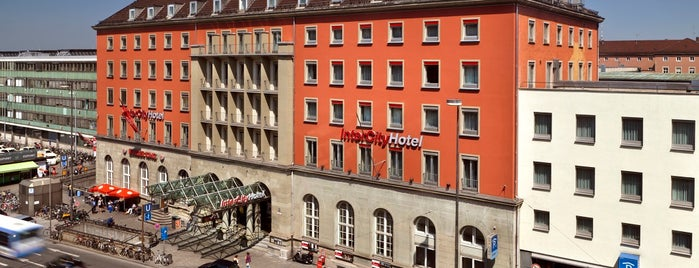 InterCityHotel München is one of myhotelshop.