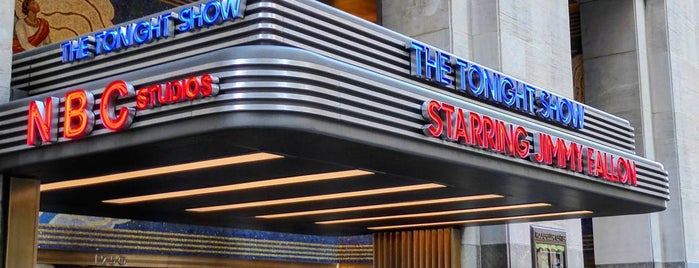 The Tonight Show starring Jimmy Fallon is one of Top 20 Free Things to Do in NYC.