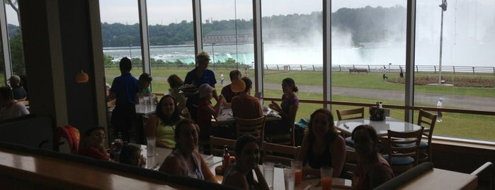 Top of the Falls Restaurant is one of Niagara Falls Trip.
