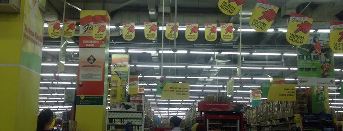 Giant Hypermarket is one of Best places in Bandung, Indonesia.