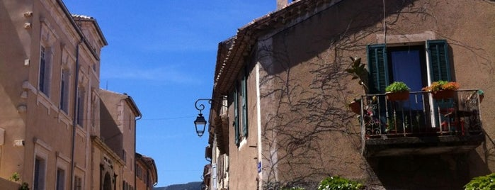 Bonnieux is one of Trips / Vaucluse, France.