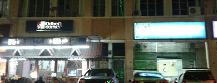 Odeen Corner is one of Makan @ Melaka/N9/Johor #15.