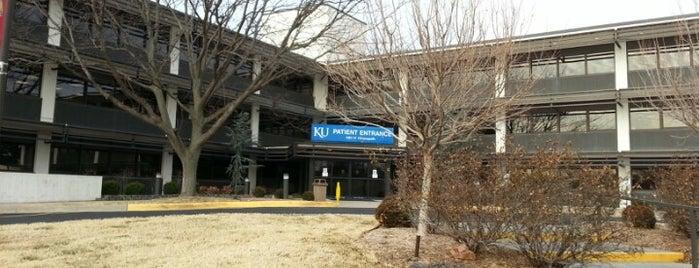 KU School of Medicine —Wichita is one of stuff I've done.