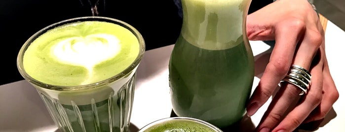 Umami Matcha Café is one of Paris.