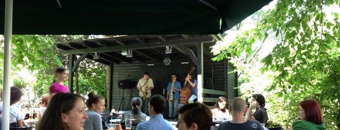 Jazz Club Gajo is one of Must-visit Bars in Ljubljana.