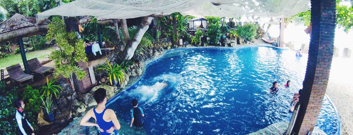 Chema's By The Sea Resort is one of Favorite Places in Davao.