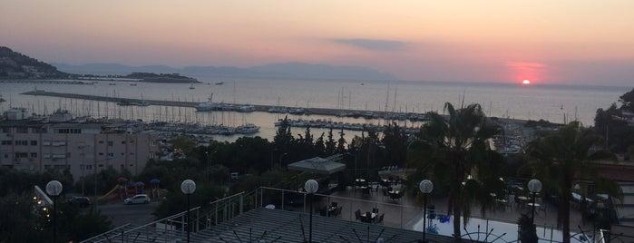 Liman Balık is one of Kuşadası.