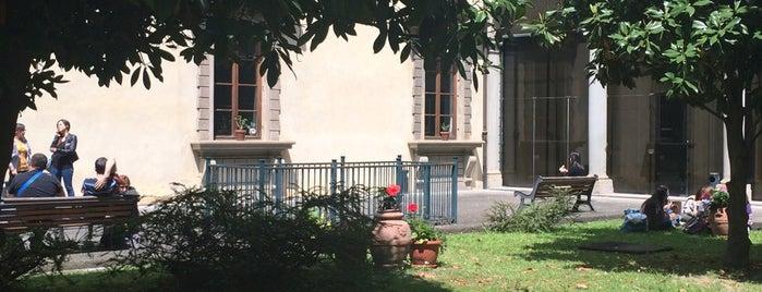 San Gallo -  Dipartimento di Studi Storici e Geografici is one of UniFi.