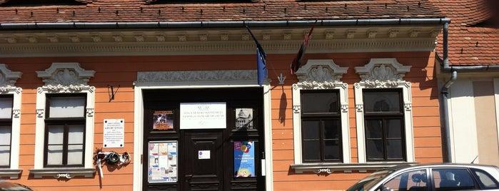 Magyar Kereskedelmi és Vendéglátóipari Múzeum is one of Budai hegység/Pilis.