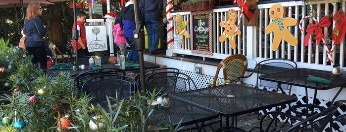 The Cottage is one of Beaufort, SC - Restaurants.