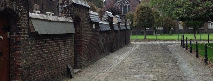 Groot Begijnhof | Elisabeth Begijnhof is one of Belgium / World Heritage Sites.