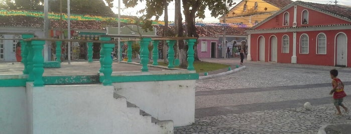 Praça da Bandeira is one of Porto Seguro, Brazil.