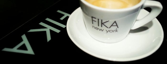 FIKA Espresso Bar is one of Hill West.