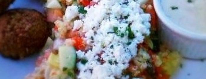 Baba's Mediterranean Kitchen is one of Restaurants in baltimore.