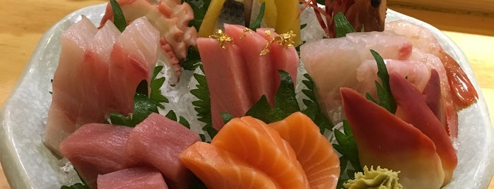 九井日本料理 is one of The 15 Best Places for Sushi in Shanghai.