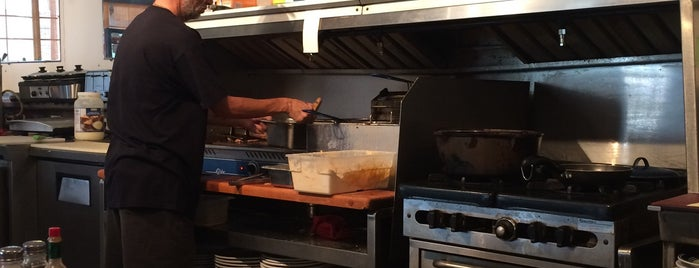 Port City Cafe is one of Eateries Bon Apetit!.
