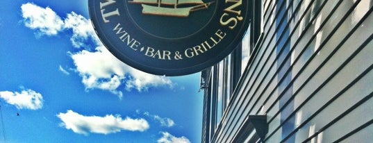 22 Bowen's Wine Bar & Grille is one of Newport: Favorite Places.