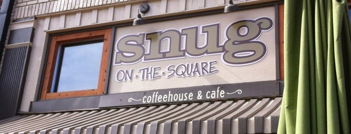Snug Cafe! is one of DFW -More Great Food.