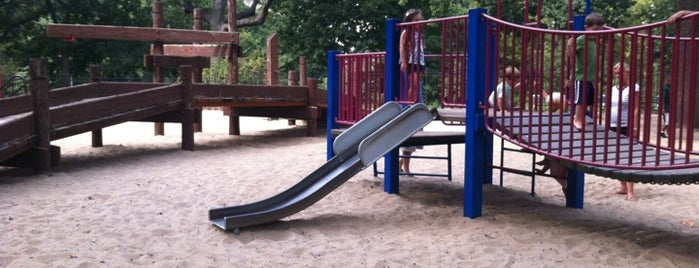 Spector Playground is one of Best Spots for Kids - NYC.