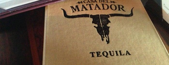 Casa del Matador is one of Portland Thursday.