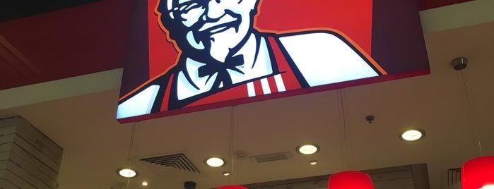 KFC is one of Dubai Food 6.