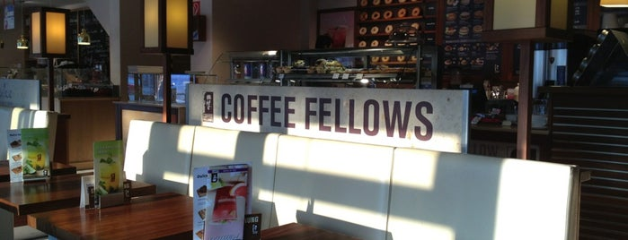 Coffee Fellows is one of Amazing place.