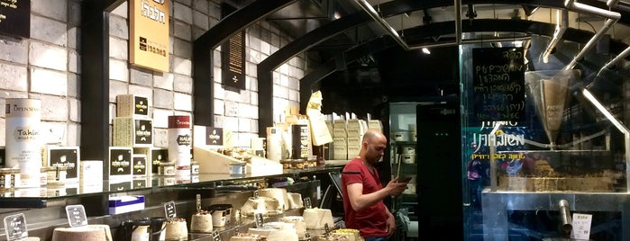 Sarona Market is one of Travel Guide to Tel Aviv.