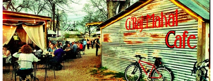 G'Raj Mahal Cafe is one of Austin.