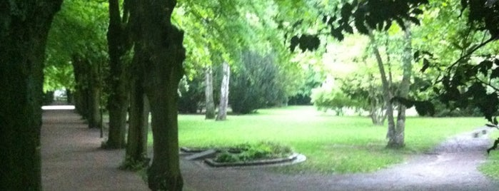 Wohlers Park (Friedhof Norderreihe) is one of Best sport places in Hamburg.