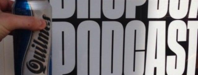 dropbox podcast studio is one of Podcast Studios.