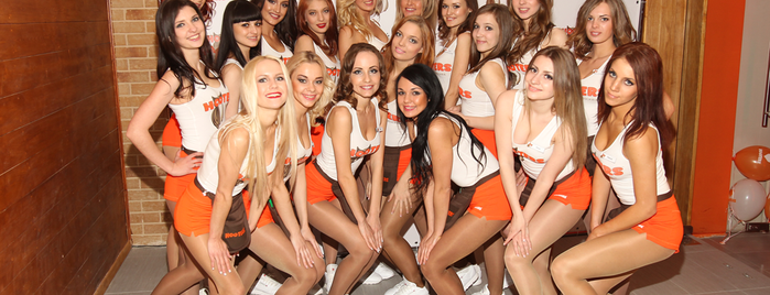 Hooters is one of Список планов.