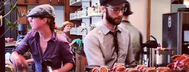 Stumptown Coffee Roasters is one of NY Espresso.