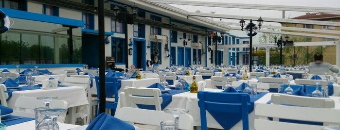 Kalikratya Balık Restaurant is one of Istanbul.