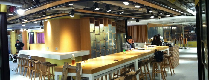 Paperclip Startup Campus is one of Cowork Spaces in HK.