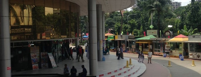 Rifles Square Shopping Mall is one of Must-visit Malls in Dhaka.