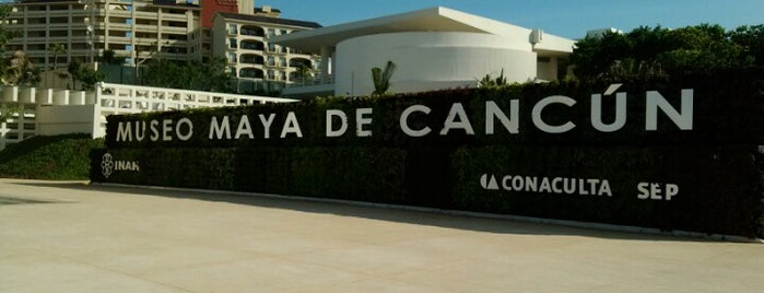 Museo Maya de Cancún is one of Cancun Quintana Roo.