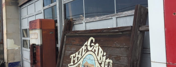 The Cabin is one of Must-see seafood places in Gonzales, LA.