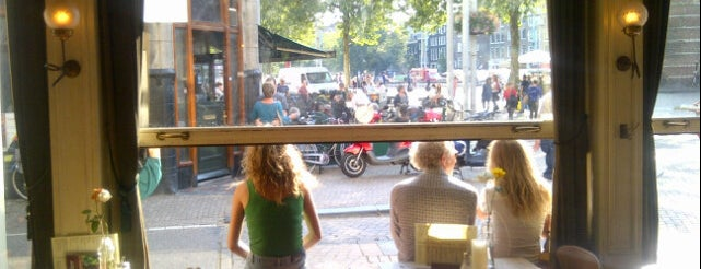 Café Stevens is one of Free WiFi Amsterdam.