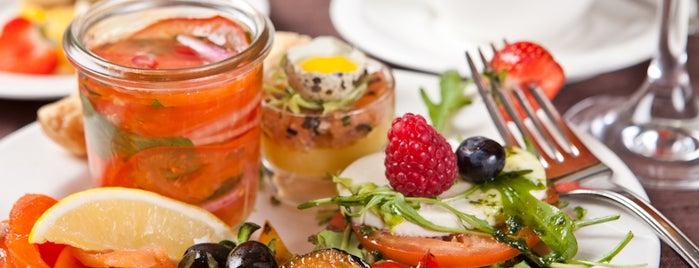 Restaurant Boulevard 33 is one of TOP 50 Restaurants in Latvia.