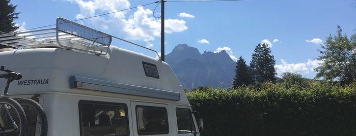 Camper Stop Füssen is one of Wohnmobilstellplätze.