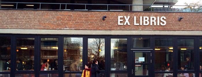 Ex Libris is one of Studium.