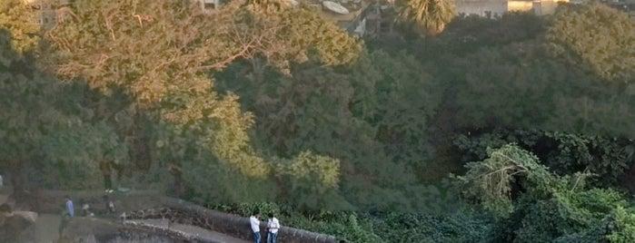 Sion Hillock Fort is one of Mumbai Maximum.