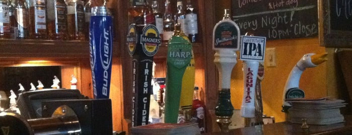 Ri Ra Irish Pub is one of Providence, RI.